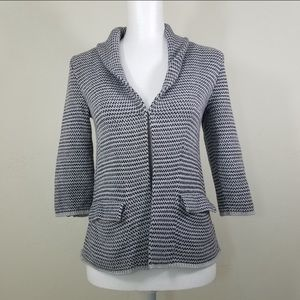 Gap Striped Women Blazer Size S